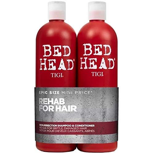Tigi Tigi Bed Head Urban Antidotes Recovery Shampoo + Conditioner Damage Level 2 Duo, 50 Oz (Shampoo Head Bed Recovery)