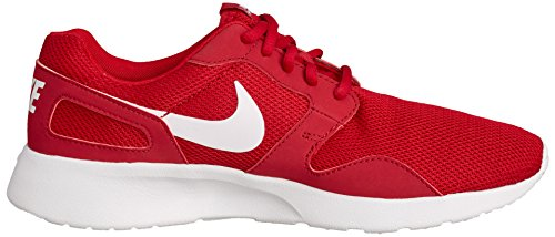 Nike Kaishi, Chaussures de Running Homme Rouge (Gym Red/White)