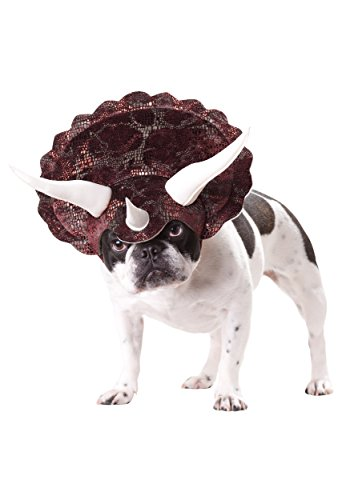Animal Planet PET20104 Triceratops Dog Costume, Large ()