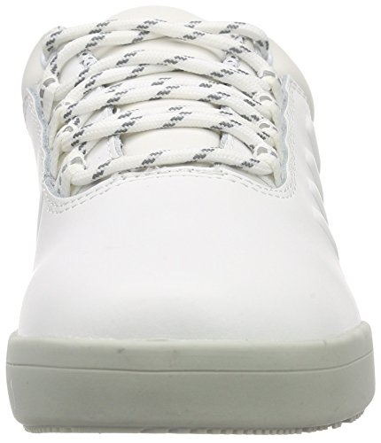chef Shoe Bianco – Unisex 1 Scarpe Sanita Lace Antinfortunistiche o2 white Adulto San 5RwxB