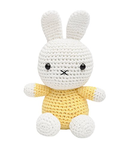 Miffy Bunny Animal Handmade Amigurumi Stuffed Toy Crochet Doll VAC DaoOfThao