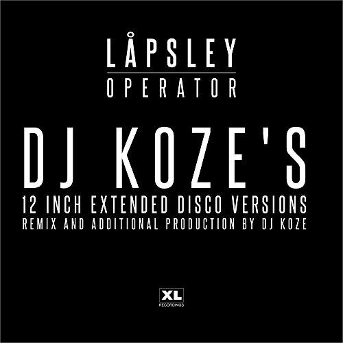 Operator (DJ Koze's 12 inch Ex...