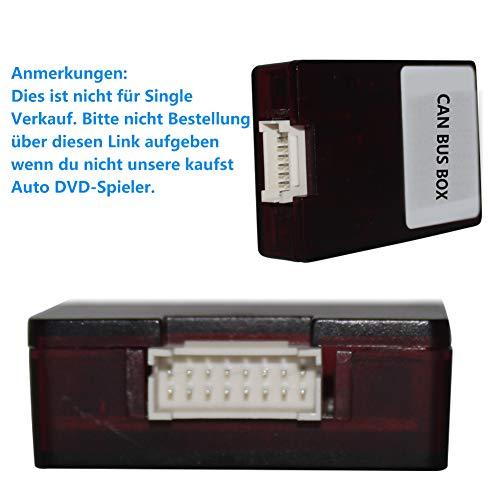 Canbus Decoder Box for Autonavigo Car DVD Player Radio