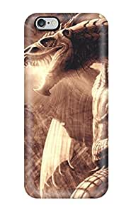 7019979K26733976 New Fashionable Cover Case Specially Made For Iphone 6 Plus(monochrom Dragon)