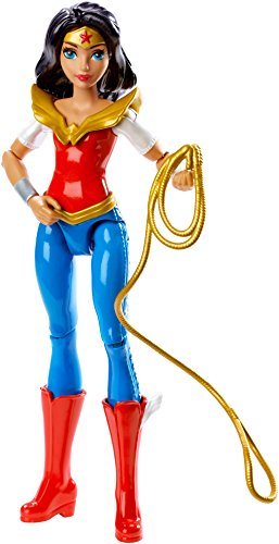 DC Super Hero Girls Wonder Woman 6″ Action Figure