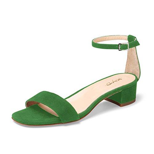 Sandali casual verdi per unisex gLqPGJl