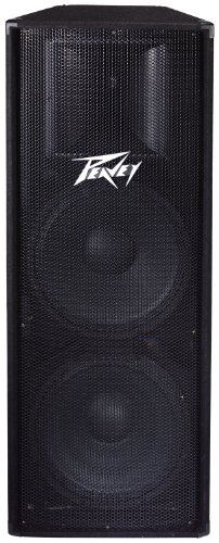 Peavey Crossovers Bass - Peavey PV215 PA Speaker Cabinet, Two 15