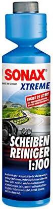 Sonax 3x 02711410 Xtreme Scheibenreiniger 1 100 Nanopro Konzentrat 250ml Auto