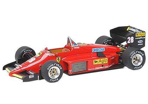 1/43 フェラーリ 156/85 ドイツGP 1985 9位 S.ヨハンソン FE012B
