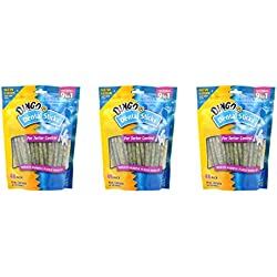 Dingo Brand Dental Sticks, 48 per Pack, Pack of 3