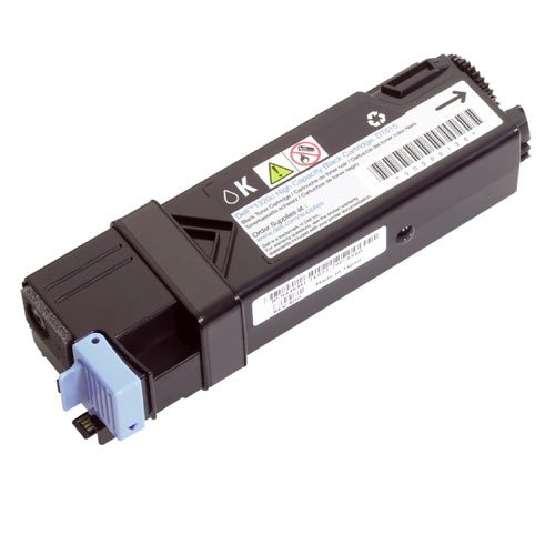 Dell FM064 Toner Cartridge for 2130cn/2135cn Laser Printers, Black