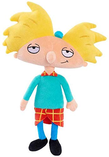 Hey Arnold! - Arnold - Plush Beanie Funny Figure -