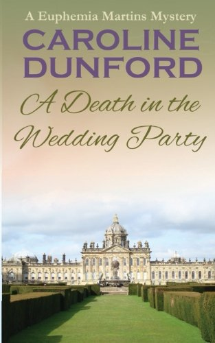 book cover of A Death In The Wedding Party