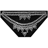 tatting pattern edging tatted single kindle patterns hankerchief edition 2274 yoke neck square amazon