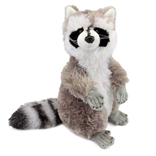 Plush 12 Inch Conservation Critter Raccoon Plush Stuffed - Critter Conservation Plush