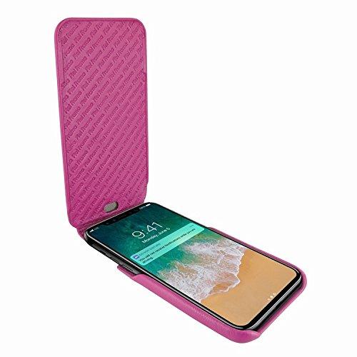 Piel Frama 792 Pink iMagnum Leather Case for Apple iPhone X