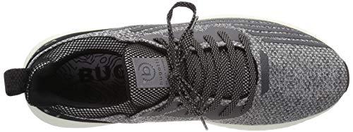 Sin 1500 Para Zapatillas Cordones 341730606900 grey Bugatti Gris Hombre zxE7qO8Inw