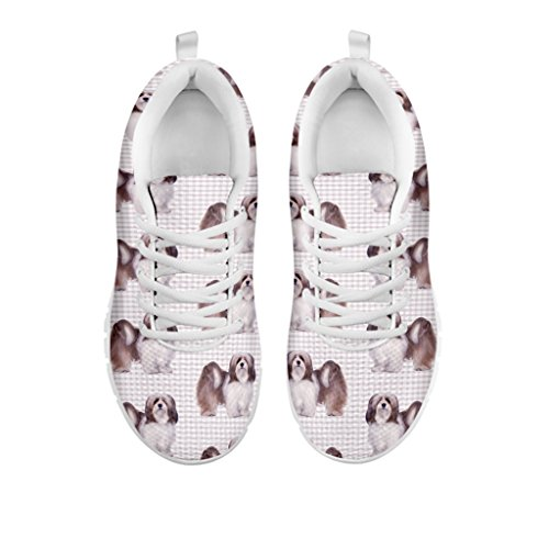 Shoes Print Running Your Choose Pattern Sneakers Lhasa Shoetup All Women's Apso Women's Breed Dog ZXS0x81nq