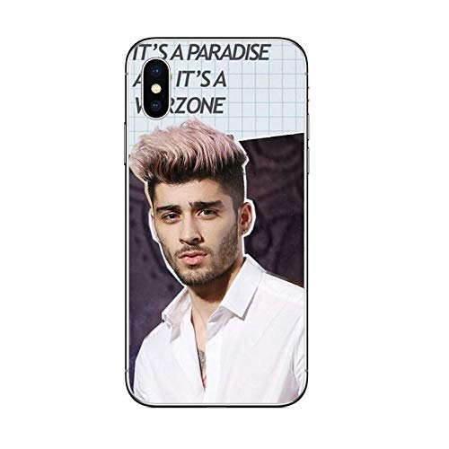 Doll Me Icarus Doll Autobiography Inspired by Zayn Malik Phone Case Compatible With Iphone 7 XR 6s Plus 6 X 8 9 Cases XS Max Clear Iphones Cases TPU Zayne 32909603846