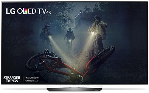 LG Electronics OLED65B7A 65-Inch 4K Ultra HD Smart OLED TV (2018 Model)