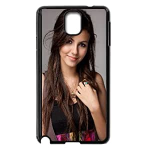 Victoria Justice Celebrity 2 Samsung Galaxy Note 3 Cell Phone Case Black gift pp001_6524879