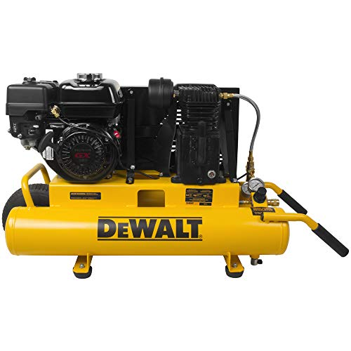 DeWalt DXCMTB5590856 Honda Powered Wheelbarrow Compressor, 8 gallon