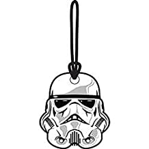 Star Wars Storm Trooper Helmet Collectors Luggage Suitcase Tag