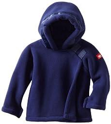 Widgeon Unisex Baby Fleece Jacket, Navy, 3 Months