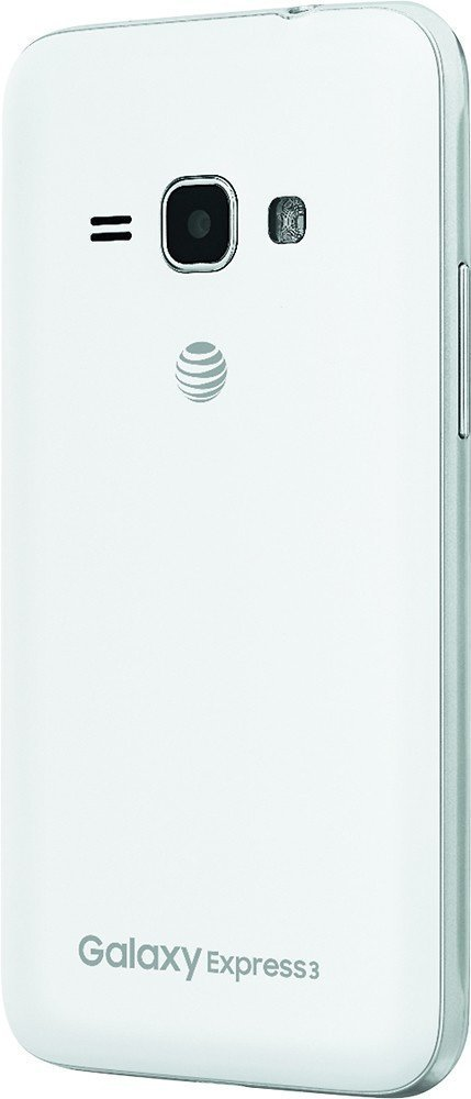 AT&T GoPhone - Samsung Galaxy Express 3 4G LTE with 8GB Memory Prepaid Cell Phone by Go Phone AT&T (Image #4)