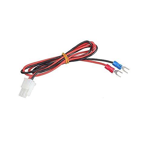 Iycorish 70CM Piezas de la Impresora 3D Cable de Potencia Alambres ...