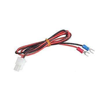 Iycorish 70CM Piezas de la Impresora 3D Cable de Potencia ...