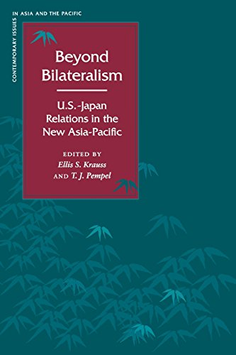Beyond Bilateralism: U.S.-Japan Relations in the New Asia-Pacific (Contemporary Issues in Asia and the Pacific)