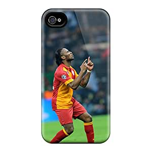 Durable Asaray Didier Drogba Victory Dance Back Cases/covers For Iphone 6