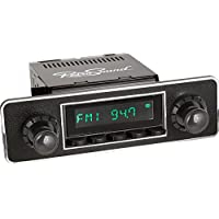 RetroSound HB-502-38-98 Hermosa Direct-Fit Radio