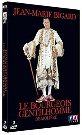 le bourgeois gentilhomme bigard