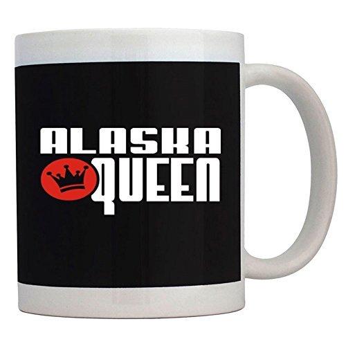 Funny Coffee Mug Alaska QUEEN Mug 11 OZ