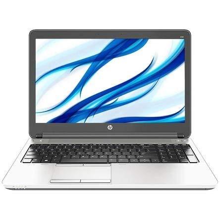 HP 15.6″ FHD(1920x 1080) 650 G1 Laptop, Intel Dual-Core i5-4300M up to 3.3Ghz, 4GB RAM, 128GB SSD, Intel HD Graphics, DVD Drive, Win10 Pro(Renewed) (i5/4GB/128GB SSD)