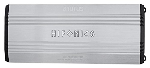 Hifonics BRX4016.1D Brutus 4000 Watt Mono Amplifier Car Audio Class-D Amp by Hifonics (Image #1)