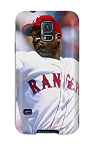7342297K778311687 texas rangers MLB Sports & Colleges best Samsung Galaxy S5 cases