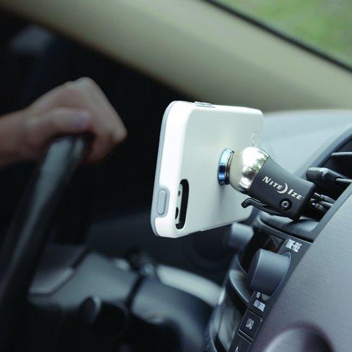 Nite Ize Original Steelie Vent Mount Kit-  Magnetic  Car Vent Mount for Smartphones by Nite Ize (Image #2)'
