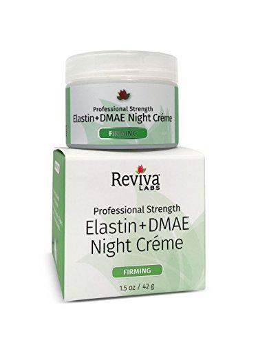 Reviva Cream Elastin Night, 1.5 (Dmae Night Cream)
