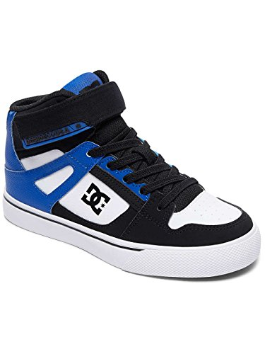 DC Shoes Pure High Ev - Zapatillas Altas Para Chicos ADBS300260 Negro