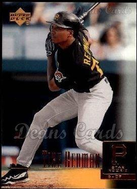 Tike Redman Pittsburgh Pirates (Baseball Card) Dean's Cards 8 - NM/MT Pirates ()