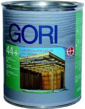 Gori impregnante de acabado para madera exterior a base de agua, 44+: Amazon.es: Bricolaje y herramientas