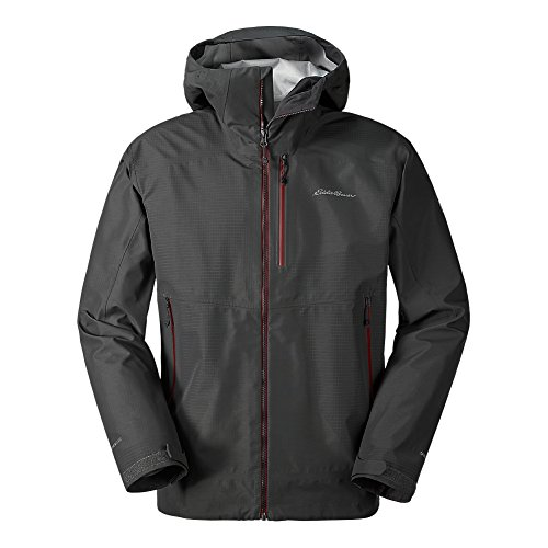 Eddie Bauer Men's BC DuraWeave Alpine Jacket, Carbon Regular L by Eddie Bauer