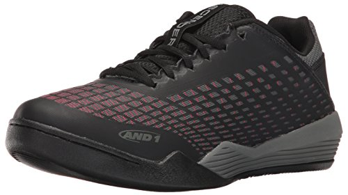 Image of AND1 Men's Ascender Low-M Basketball Shoe