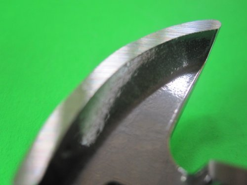 Weston 29-3250#32 Grinder Stainless Steel Curved Arm Knife