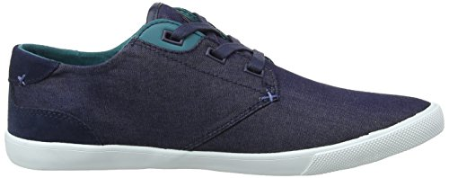 Boxfresh Stern, Herren Low-Top Sneaker Blau (NAVY/DEEP LAKE)