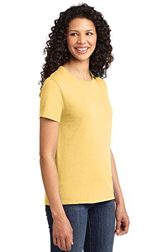 Autoridad Portuaria de puerto de la mujer & Company lpc61esencial camiseta Daffodil Yelow