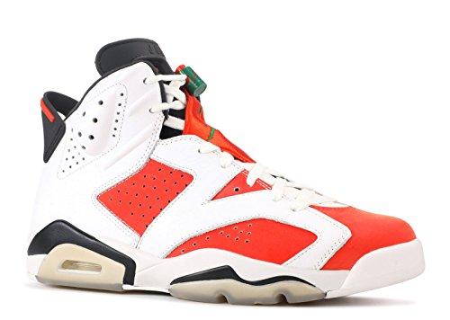 Authentic Air Jordan Shoes (Jordan Air 6 Retro Gatorade Men Lifestyle Sneakers - 12)
